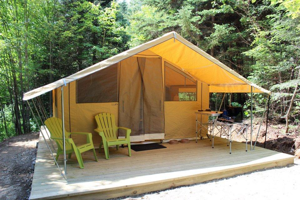 camping du randonneur